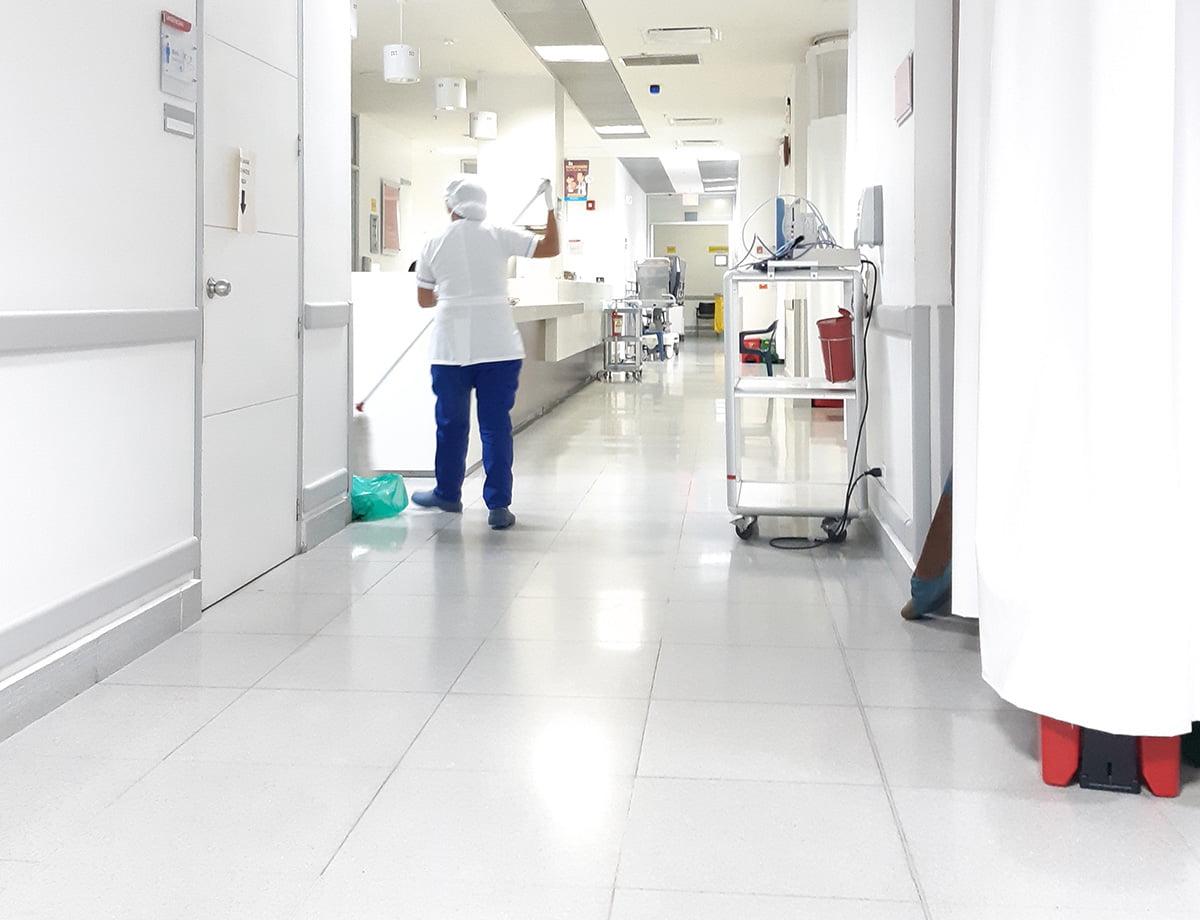 S y E Limpiezas y Reformas. Linpieza de clínicas y hospitales en Madrid