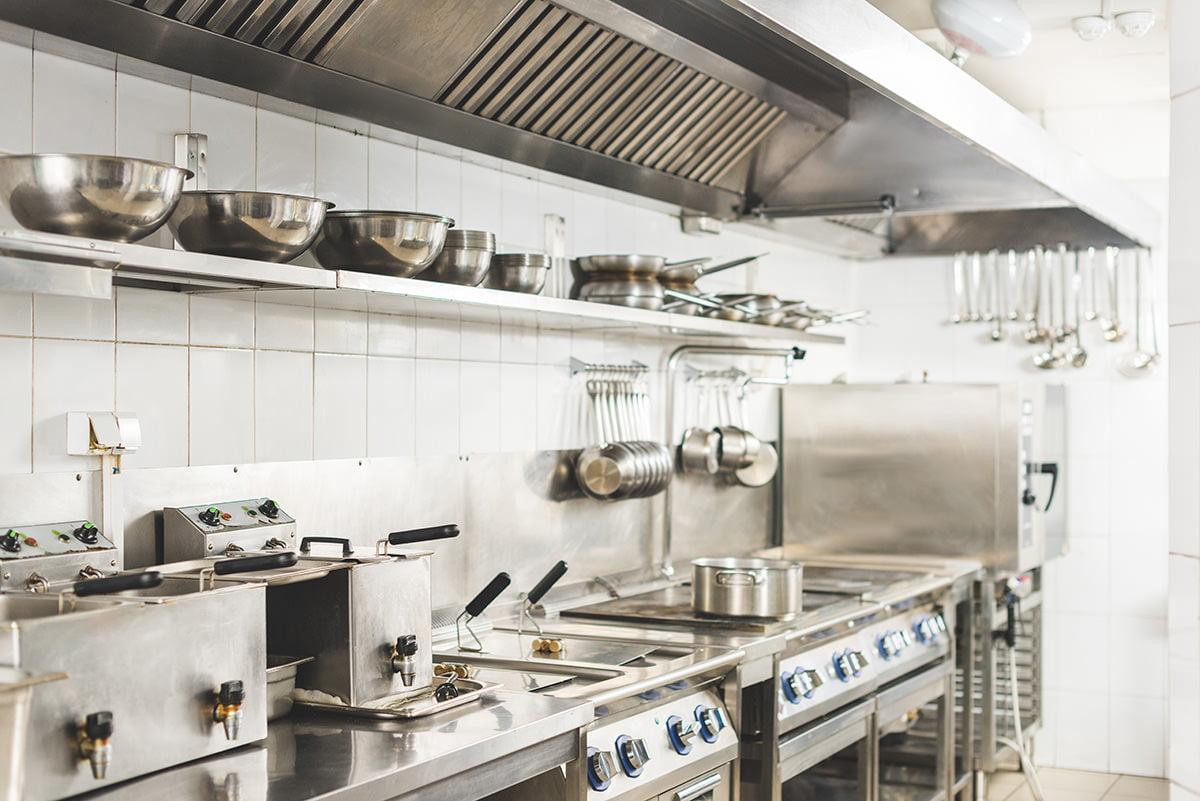 Limpieza de cocinas de restaurantes en Madrid